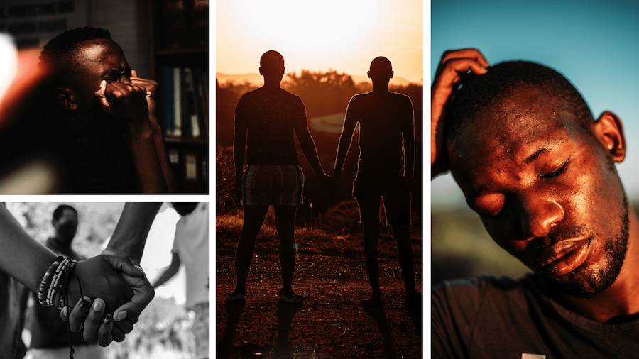 Chronicles of LGBTQI+ Struggles & Strength: A Photo Journey with Open Hands