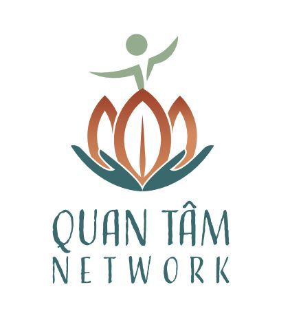 Quan Tam Network brand identity