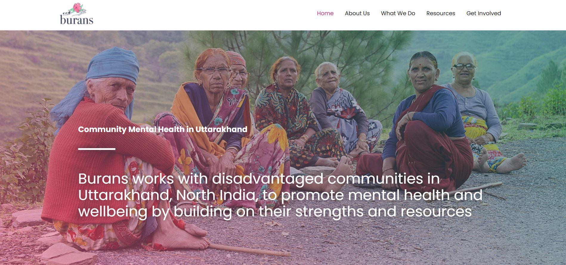 Burans website
