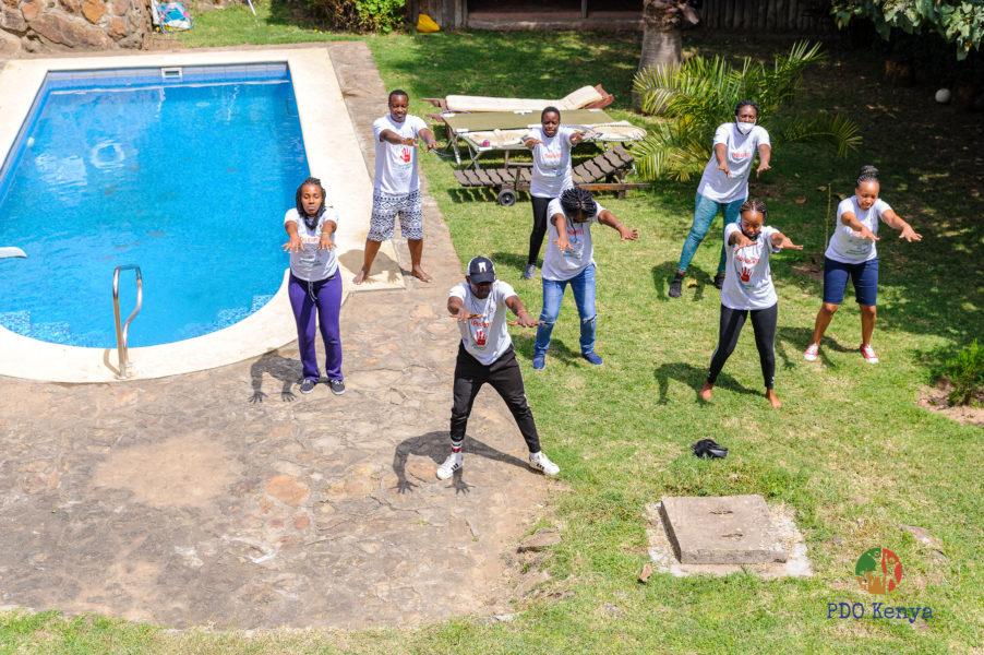 COVID-19 Stories of Change: PDO, Kenya
