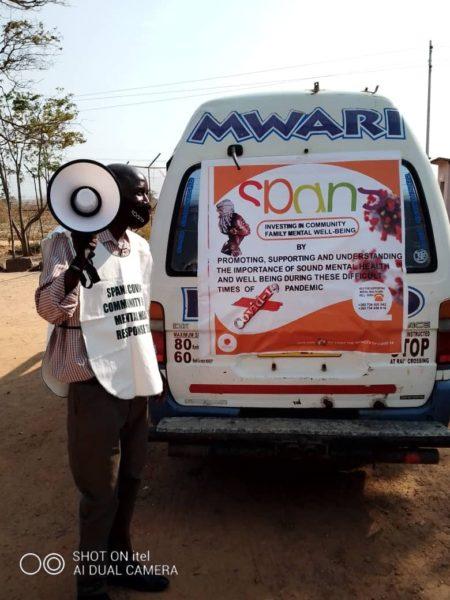 COVID-19 Stories of Change: SPANS, Zimbabwe