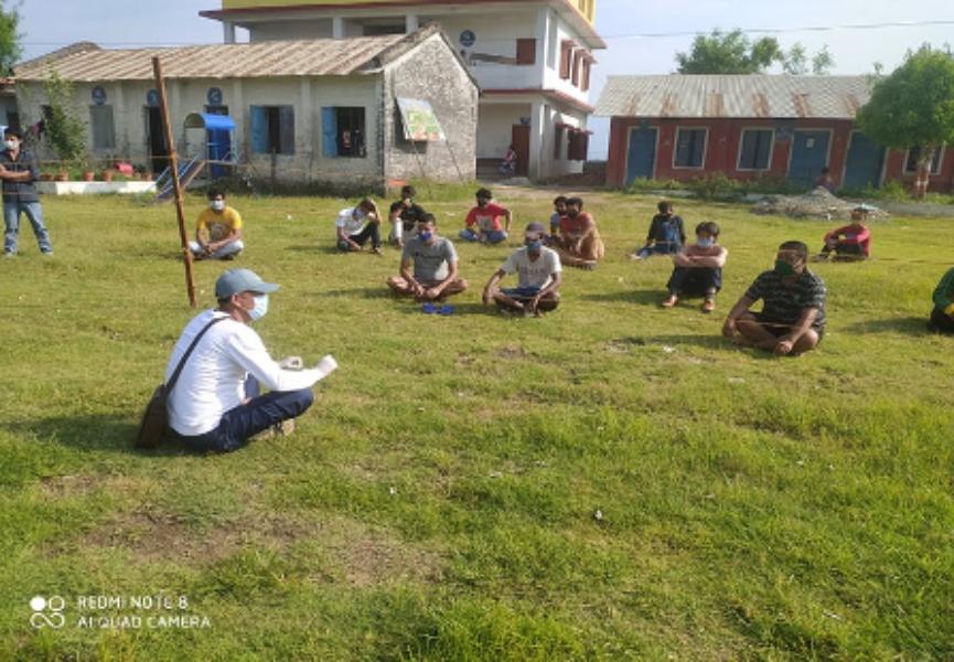 COVID-19 Stories of Change: CMC, Nepal