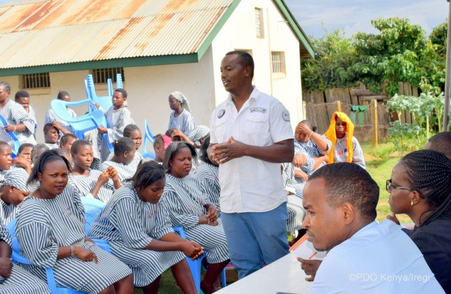 Mental health in Kenya – an interview with Iregi Mwenja
